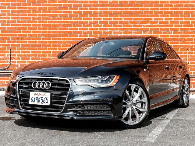 2012 Audi A6 3.0T Prestige Burbank, CA 0