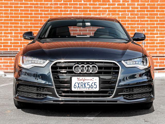 2012 Audi A6 3.0T Prestige Burbank, CA 2
