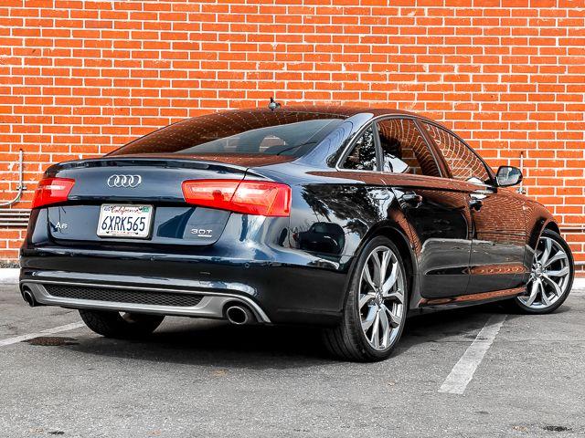 2012 Audi A6 3.0T Prestige Burbank, CA 6