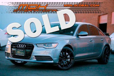 2012 Audi A6 3.0T Premium Plus - Smart Key - Quattro AWD in Los Angeles
