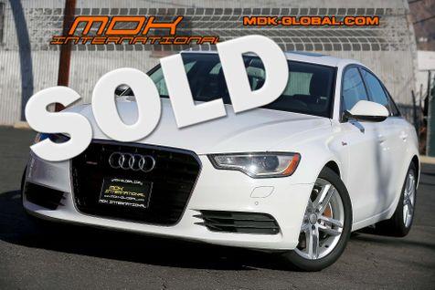 2012 Audi A6 3.0T Premium Plus - Navigation - Quattro in Los Angeles