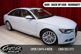 2012 Audi A6 3.0T Premium Plus | Daytona Beach, FL | Spanos Motors-[ 2 ]