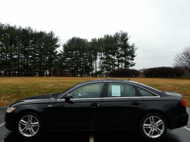 2012 Audi A6 3.0T Premium Plus Leesburg, Virginia 5