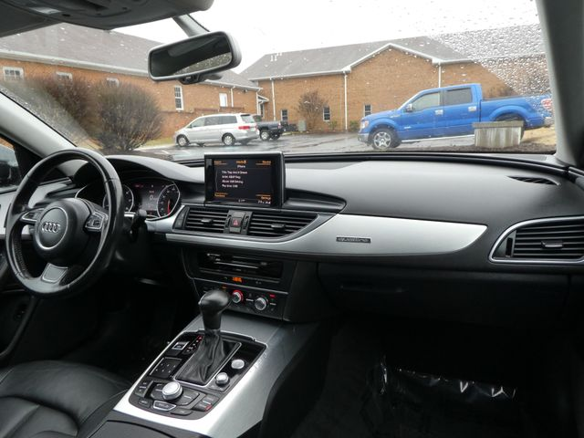 2012 Audi A6 3.0T Premium Plus Leesburg, Virginia 16