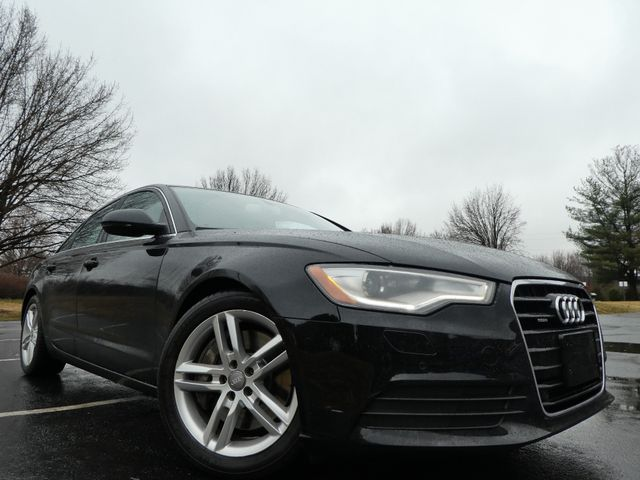 2012 Audi A6 3.0T Premium Plus Leesburg, Virginia 0
