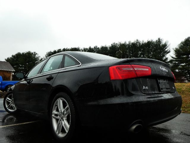 2012 Audi A6 3.0T Premium Plus Leesburg, Virginia 2