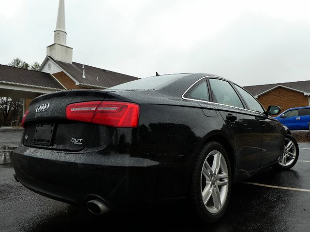 2012 Audi A6 3.0T Premium Plus Leesburg, Virginia 3