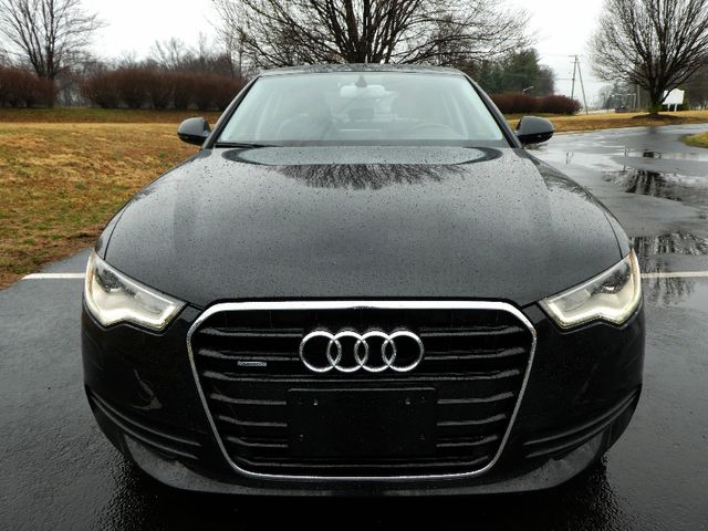 2012 Audi A6 3.0T Premium Plus Leesburg, Virginia 8