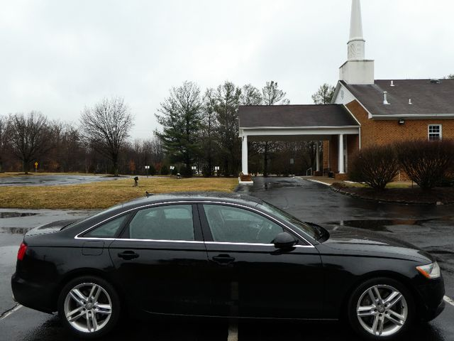 2012 Audi A6 3.0T Premium Plus Leesburg, Virginia 4