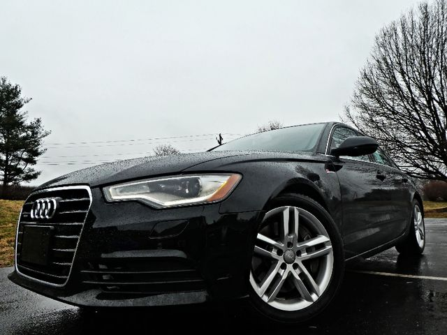 2012 Audi A6 3.0T Premium Plus Leesburg, Virginia 1