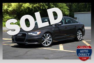 2012 Audi A6 3.0T Prestige Mooresville , NC