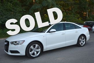 2012 Audi A6 3.0T Premium Plus Naugatuck, Connecticut