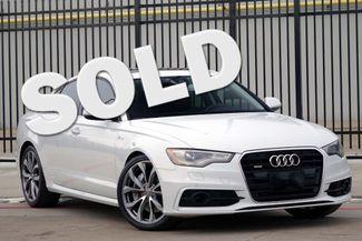 "2012 Audi A6 3.0T Prestige * QUATTRO * 20"" Sport Pkg * 1-OWNER Plano, Texas"