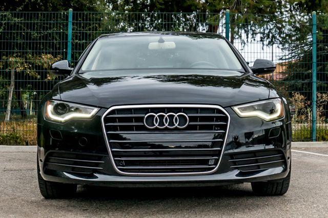 2012 Audi A6 2.0T Premium Plus - NAVI - 48K MILES - XENON Reseda, CA 2