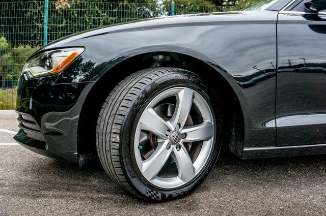 2012 Audi A6 2.0T Premium Plus - NAVI - 48K MILES - XENON Reseda, CA 11