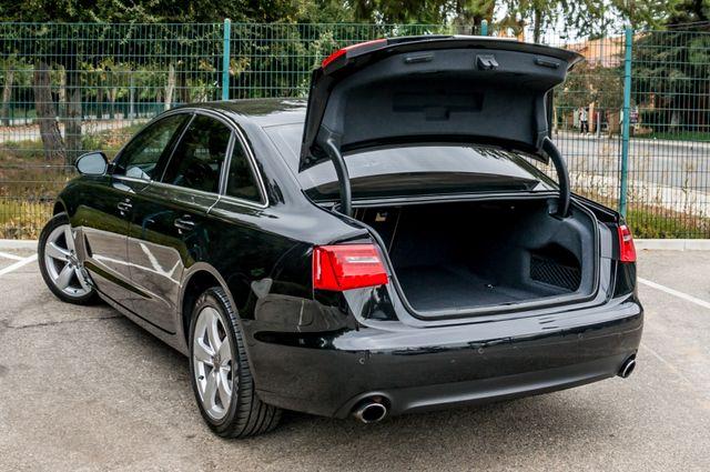 2012 Audi A6 2.0T Premium Plus - NAVI - 48K MILES - XENON Reseda, CA 9