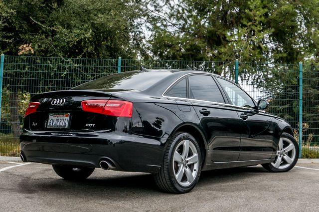2012 Audi A6 2.0T Premium Plus - NAVI - 48K MILES - XENON Reseda, CA 8