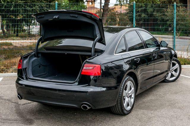 2012 Audi A6 2.0T Premium Plus - NAVI - 48K MILES - XENON Reseda, CA 10