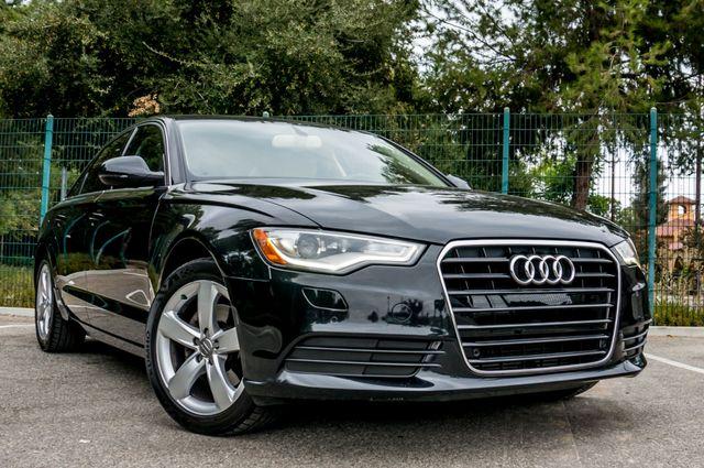 2012 Audi A6 2.0T Premium Plus - NAVI - 48K MILES - XENON Reseda, CA 49