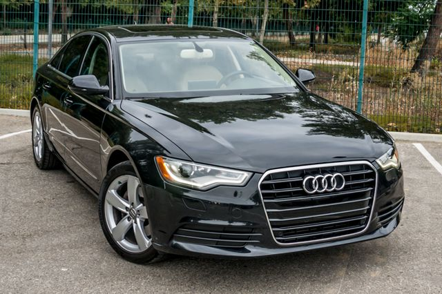 2012 Audi A6 2.0T Premium Plus - NAVI - 48K MILES - XENON Reseda, CA 48