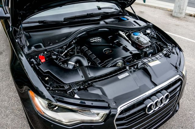 2012 Audi A6 2.0T Premium Plus - NAVI - 48K MILES - XENON Reseda, CA 43