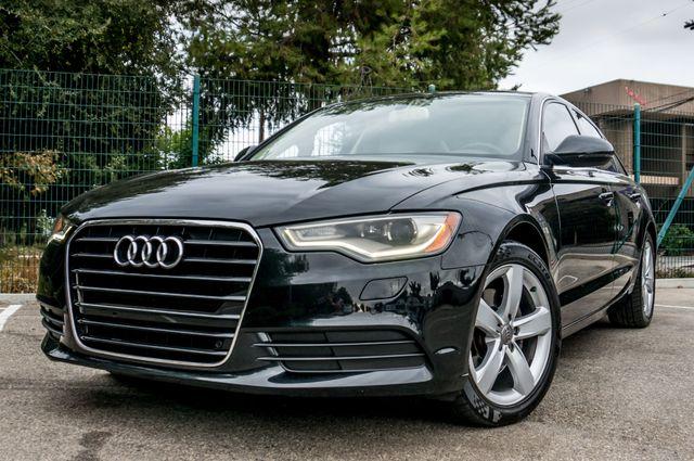 2012 Audi A6 2.0T Premium Plus - NAVI - 48K MILES - XENON Reseda, CA 45