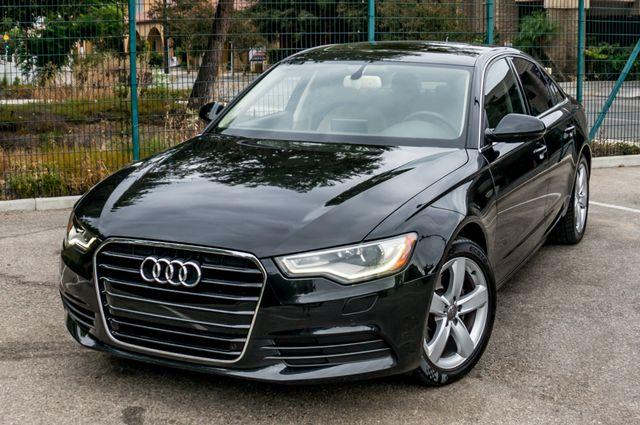 2012 Audi A6 2.0T Premium Plus - NAVI - 48K MILES - XENON Reseda, CA 46