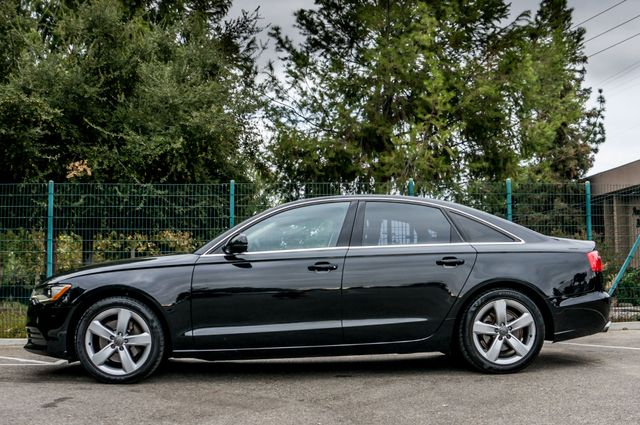 2012 Audi A6 2.0T Premium Plus - NAVI - 48K MILES - XENON Reseda, CA 4