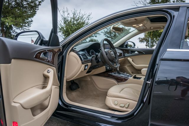 2012 Audi A6 2.0T Premium Plus - NAVI - 48K MILES - XENON Reseda, CA 12