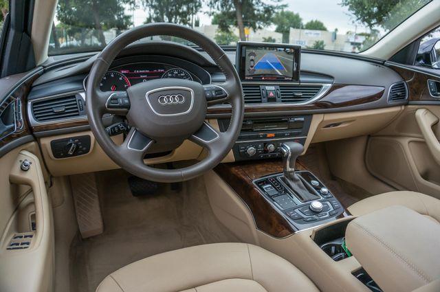 2012 Audi A6 2.0T Premium Plus - NAVI - 48K MILES - XENON Reseda, CA 15