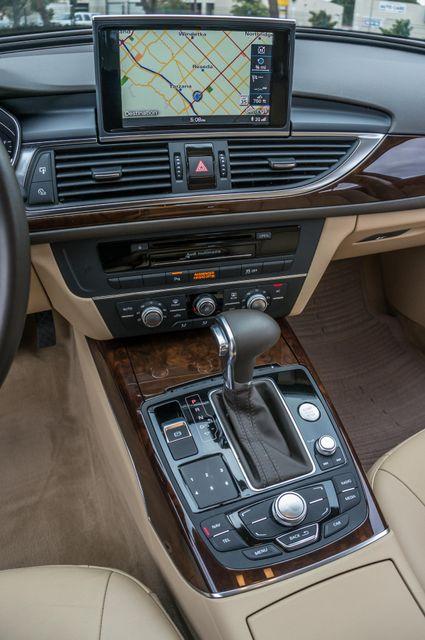 2012 Audi A6 2.0T Premium Plus - NAVI - 48K MILES - XENON Reseda, CA 24