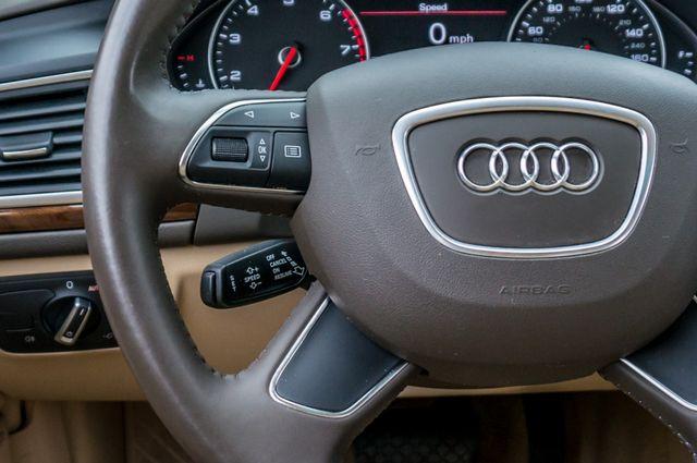 2012 Audi A6 2.0T Premium Plus - NAVI - 48K MILES - XENON Reseda, CA 20
