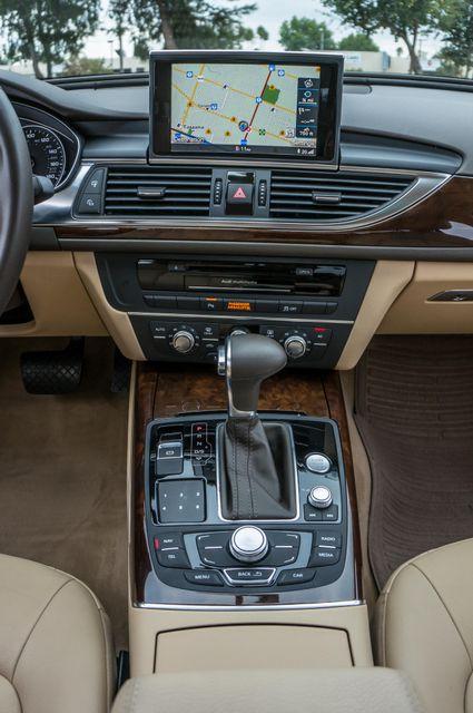 2012 Audi A6 2.0T Premium Plus - NAVI - 48K MILES - XENON Reseda, CA 23
