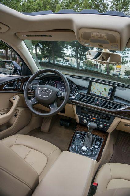 2012 Audi A6 2.0T Premium Plus - NAVI - 48K MILES - XENON Reseda, CA 40
