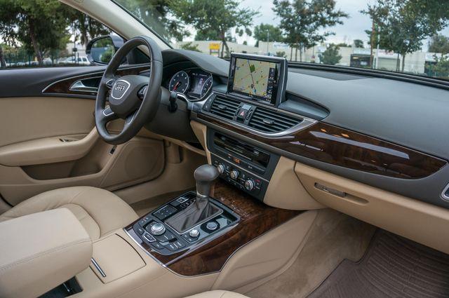 2012 Audi A6 2.0T Premium Plus - NAVI - 48K MILES - XENON Reseda, CA 37