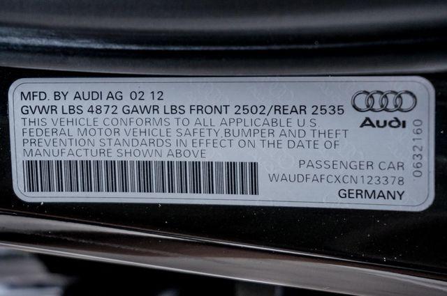 2012 Audi A6 2.0T Premium Plus - NAVI - 48K MILES - XENON Reseda, CA 44