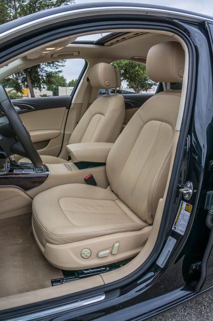 2012 Audi A6 2.0T Premium Plus - NAVI - 48K MILES - XENON Reseda, CA 33