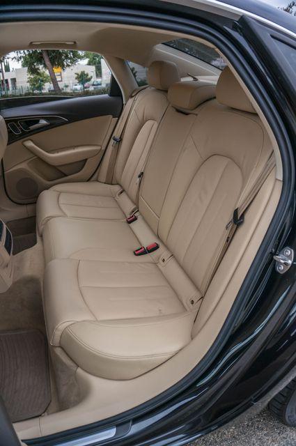 2012 Audi A6 2.0T Premium Plus - NAVI - 48K MILES - XENON Reseda, CA 34