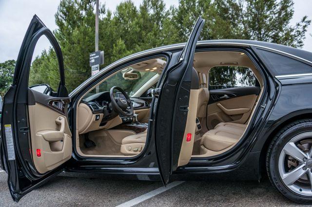 2012 Audi A6 2.0T Premium Plus - NAVI - 48K MILES - XENON Reseda, CA 41