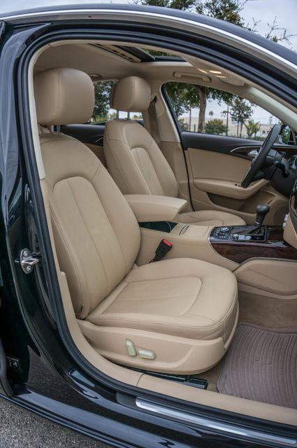 2012 Audi A6 2.0T Premium Plus - NAVI - 48K MILES - XENON Reseda, CA 35