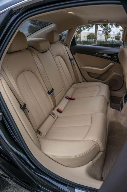 2012 Audi A6 2.0T Premium Plus - NAVI - 48K MILES - XENON Reseda, CA 36