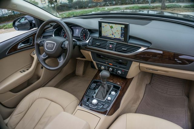 2012 Audi A6 2.0T Premium Plus - NAVI - 48K MILES - XENON Reseda, CA 38