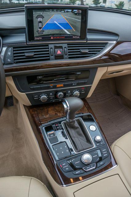 2012 Audi A6 2.0T Premium Plus - NAVI - 48K MILES - XENON Reseda, CA 27