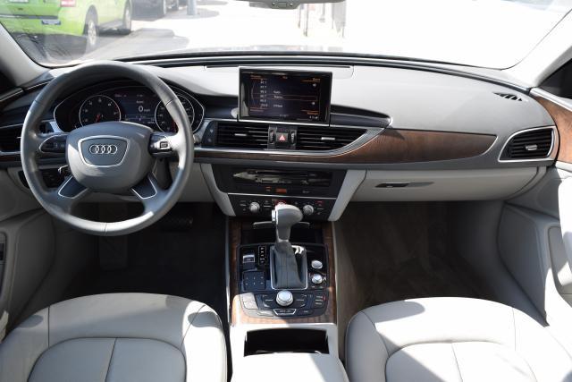 2012 Audi A6 2.0T Premium Plus Richmond Hill, New York 26