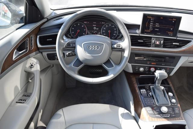 2012 Audi A6 2.0T Premium Plus Richmond Hill, New York 27