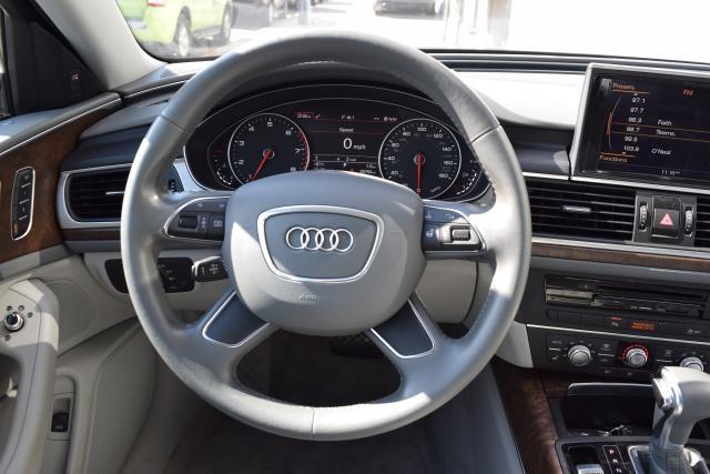 2012 Audi A6 2.0T Premium Plus Richmond Hill, New York 29