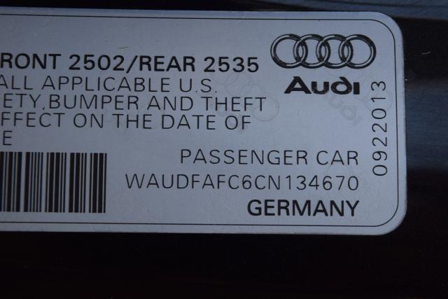 2012 Audi A6 2.0T Premium Plus Richmond Hill, New York 36
