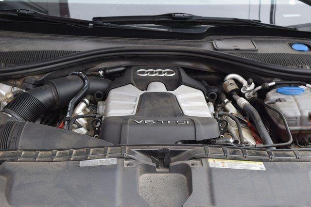 2012 Audi A6 3.0T Prestige Richmond Hill, New York 11