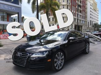 2012 Audi A7 in Miami FL