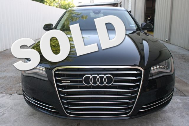 2012 Audi A8 L Houston, Texas 0